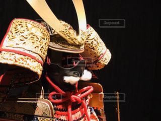 武士の鎧の写真・画像素材[3132654]