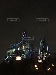 ホグワーツ城の写真・画像素材[802591]