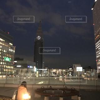 夜の街の写真・画像素材[802571]