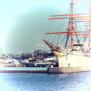 海王丸の写真・画像素材[1840829]