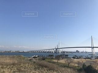 新湊大橋の写真・画像素材[1840893]