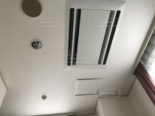 ホテルのエアコンの写真・画像素材[1844227]