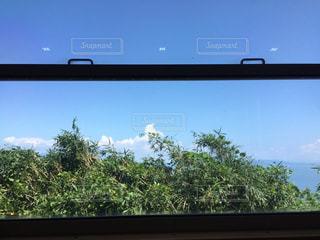 窓からの眺めの写真・画像素材[803516]