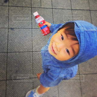 雨上がりのお散歩の写真・画像素材[802692]