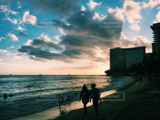 Sunset.の写真・画像素材[815168]