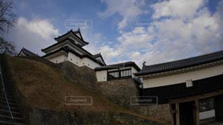 白河小峰城の写真・画像素材[859757]