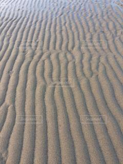 有明浜海水浴場の写真・画像素材[805487]