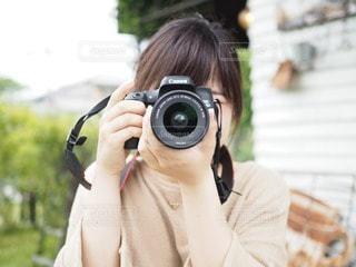 女性の写真・画像素材[75214]