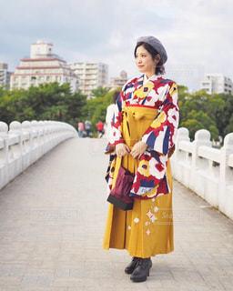 袴の写真・画像素材[1577076]