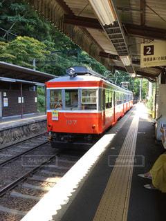 鉄道の駅の写真・画像素材[806731]