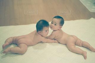 赤ちゃんの写真・画像素材[1008375]