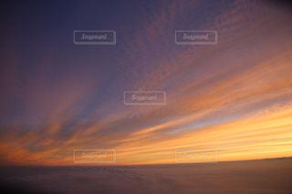 富士の朝焼けの写真・画像素材[807804]