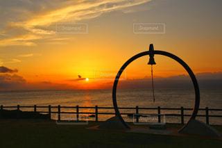 夕日の写真・画像素材[807910]