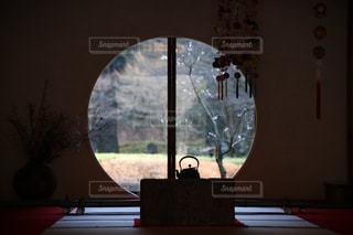 窓からの眺めの写真・画像素材[808289]