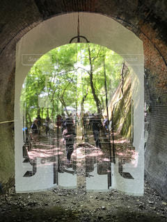 愛岐トンネルの写真・画像素材[807829]