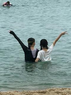 海水浴の写真・画像素材[807831]