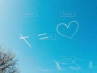 空の凧の写真・画像素材[810803]