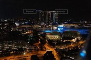 夜景の写真・画像素材[48303]