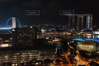 夜景の写真・画像素材[48306]