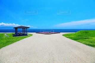 地平線の写真・画像素材[809589]