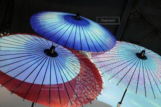 カラフルな傘 - No.809221