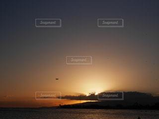 夕日の写真・画像素材[2247473]