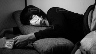 風邪の写真・画像素材[1060169]