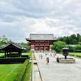 大仏殿の写真・画像素材[809839]