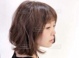 髪の写真・画像素材[2402186]