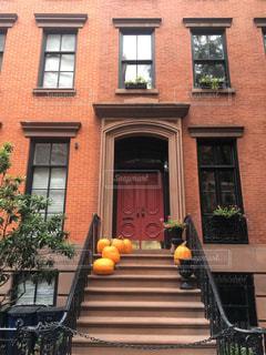ニューヨークの住宅の写真・画像素材[810705]