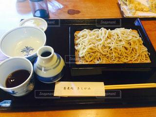 テーブルの蕎麦 - No.811303