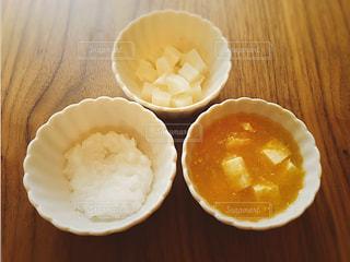 手作り離乳食 後期食の写真・画像素材[819019]