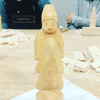 仏像彫った - No.1010082