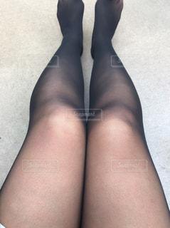 足にタトゥーの写真・画像素材[1629448]