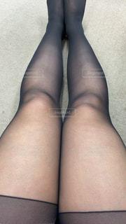彼の足に入れ墨の写真・画像素材[3256756]
