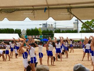 小学生の組体操 - No.814047