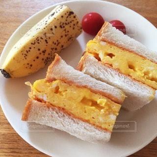 朝食の写真・画像素材[88266]