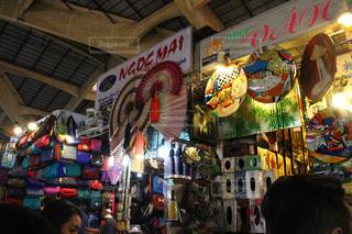 ベトナムの市場の写真・画像素材[814304]