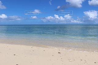白い砂浜のビーチ - No.814317