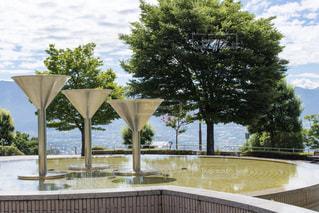 笛吹川フルーツ公園の写真・画像素材[1803646]