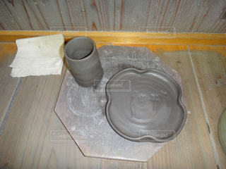 木製テーブル - No.814600