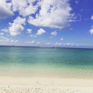 夏の海の写真・画像素材[814050]