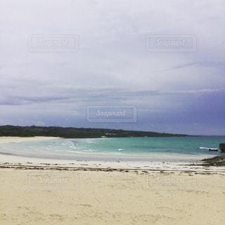 夏のビーチの写真・画像素材[814898]