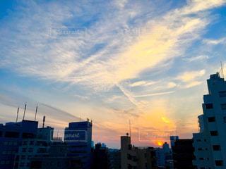 朝が来たの写真・画像素材[816725]