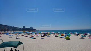 白良浜の写真・画像素材[824769]