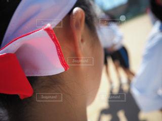 体育祭のハチマキの写真・画像素材[815186]