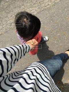 子どものいる風景の写真・画像素材[27516]