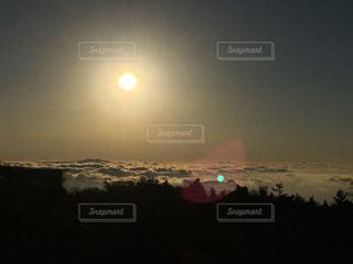 雲の海の写真・画像素材[815550]