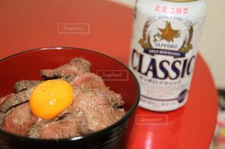 食品とビール - No.817367