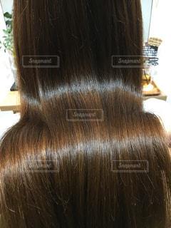 艶のあるカラーヘア  髪の写真・画像素材[903370]